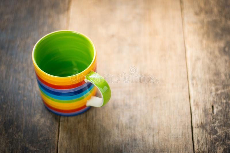 Brown, Close-up, Cup stock photography