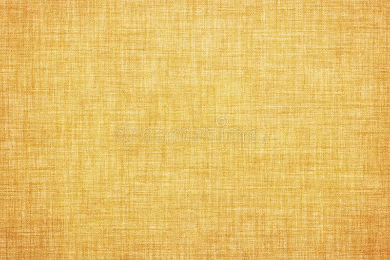 Brown colored linen texture or vintage canvas background. Natural brown colored linen texture or vintage canvas background stock illustration