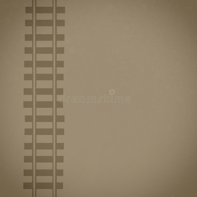 Brown Composite Background Railroad stock photos