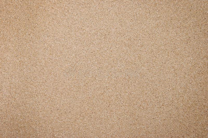 Brown Compressed Cork Wood Board Background Texture royalty free stock photography
