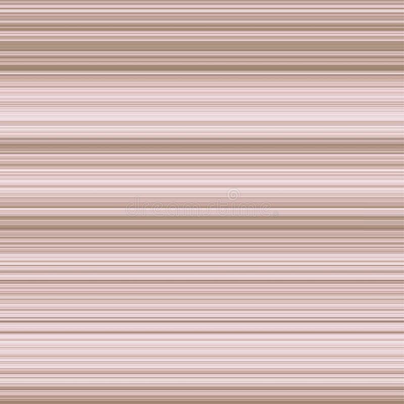 Brown cor-de-rosa chique alinha o fundo ilustração do vetor