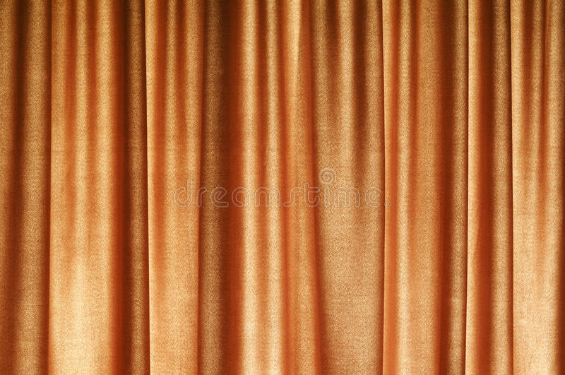 Download Brown Curtain Pattern Stock Photo - Image: 24424900