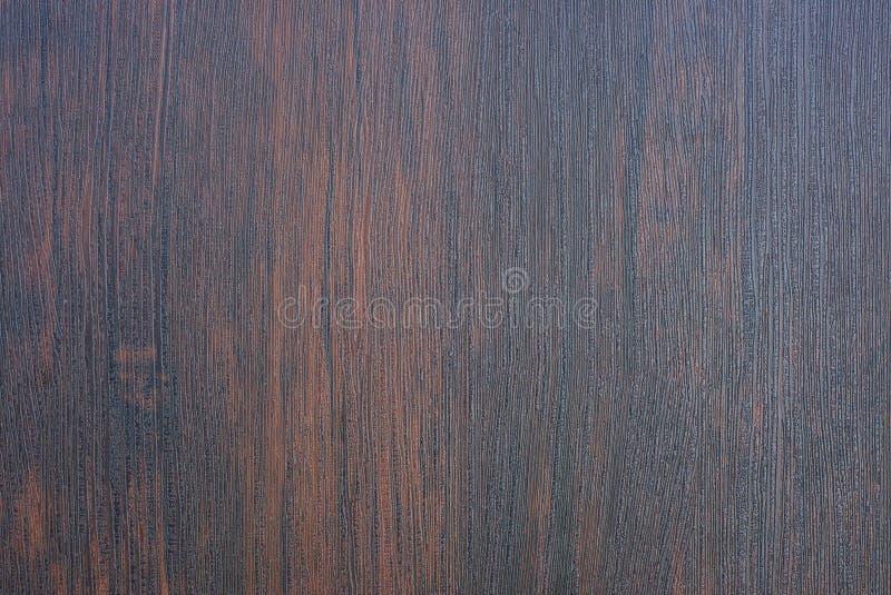 Brown Dark Texture Of Wood Veneer Stock Photo Image Of