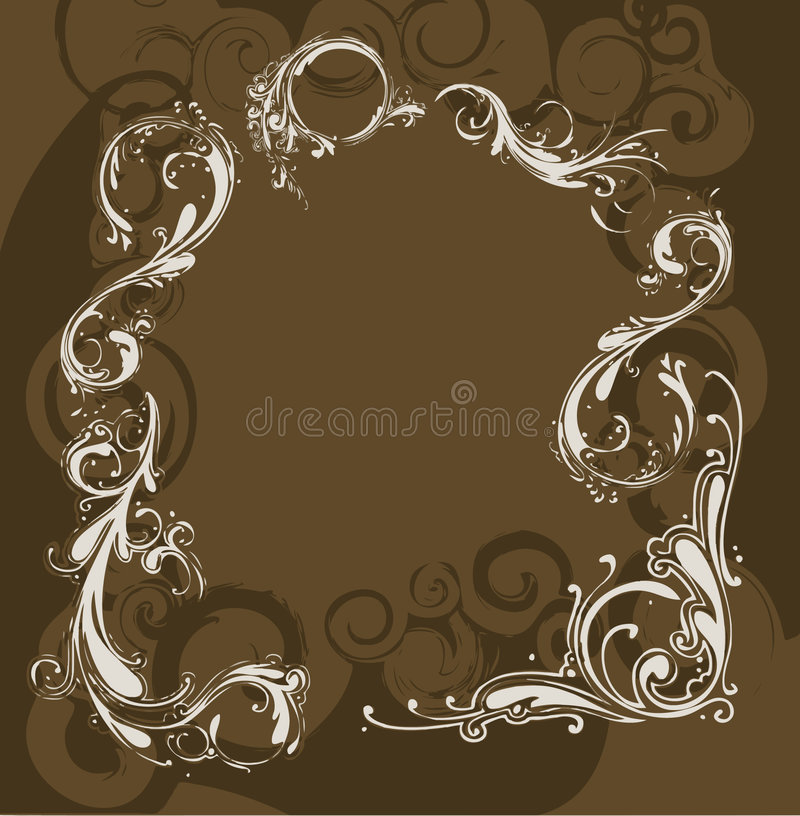 Download Brown Decoration Stock Images - Image: 2304004