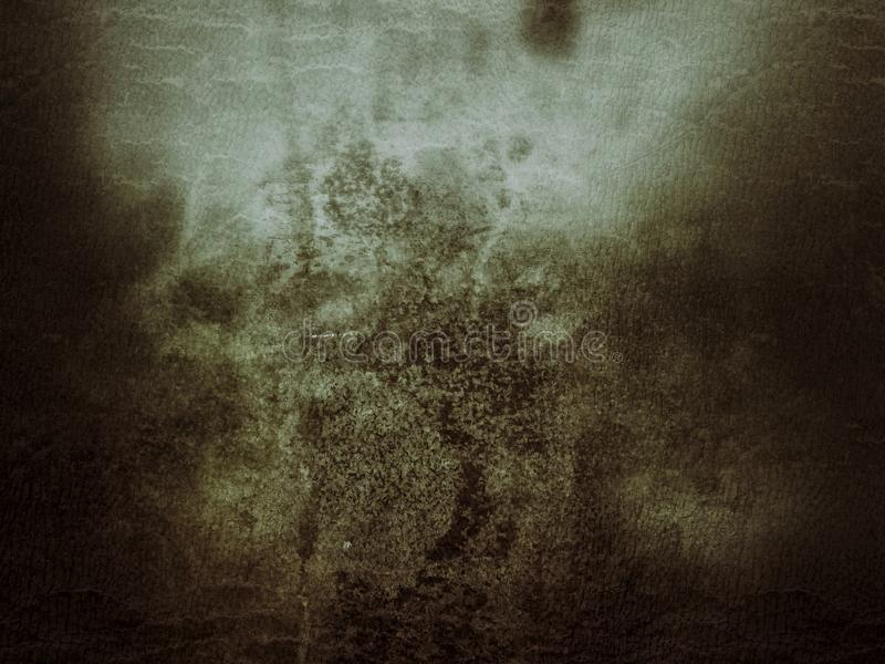 Brown dirty metal wall royalty free stock images