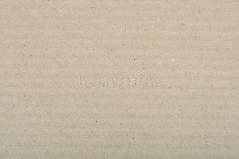 Brown a donné au papier une consistance rugueuse photographie stock