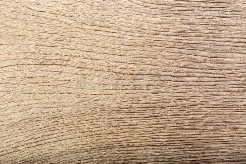 Brown drewna adry nieociosana tekstura jako tło obrazy stock