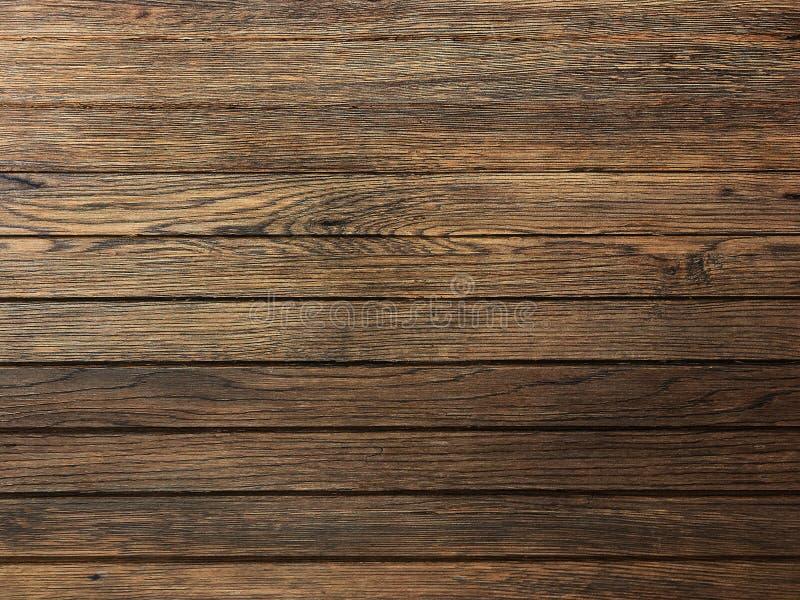 Brown drewniana tekstura, ciemny drewniany abstrakcjonistyczny t?o fotografia royalty free