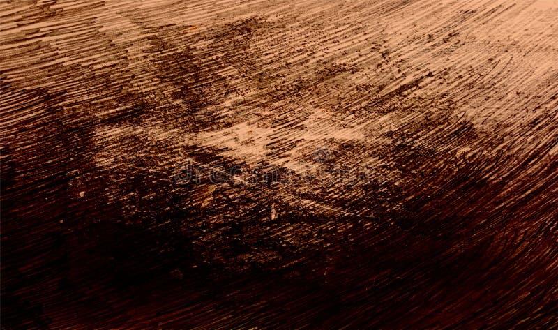 Brown e fundo textured protegido preto Textura do fundo de Grunge Papel de parede do fundo ilustração stock