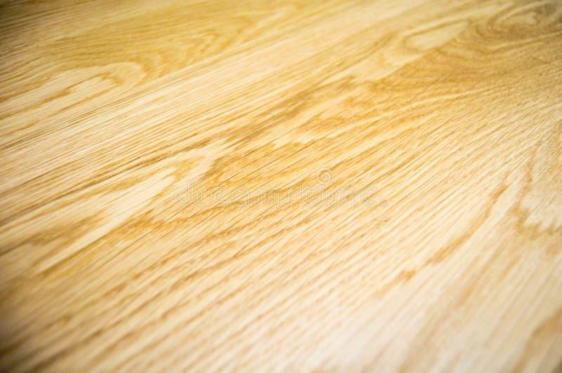 Brown e superf?cie bege da textura da madeira de carvalho imagens de stock royalty free