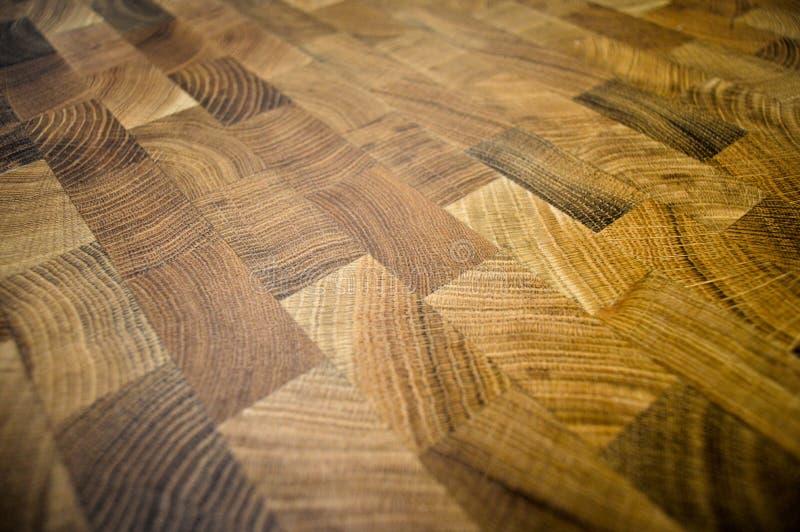Brown e superficie beige di struttura di legno di quercia fotografie stock libere da diritti