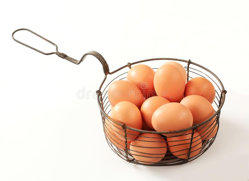 Download Brown Eggs Royalty Free Stock Images - Image: 20713799