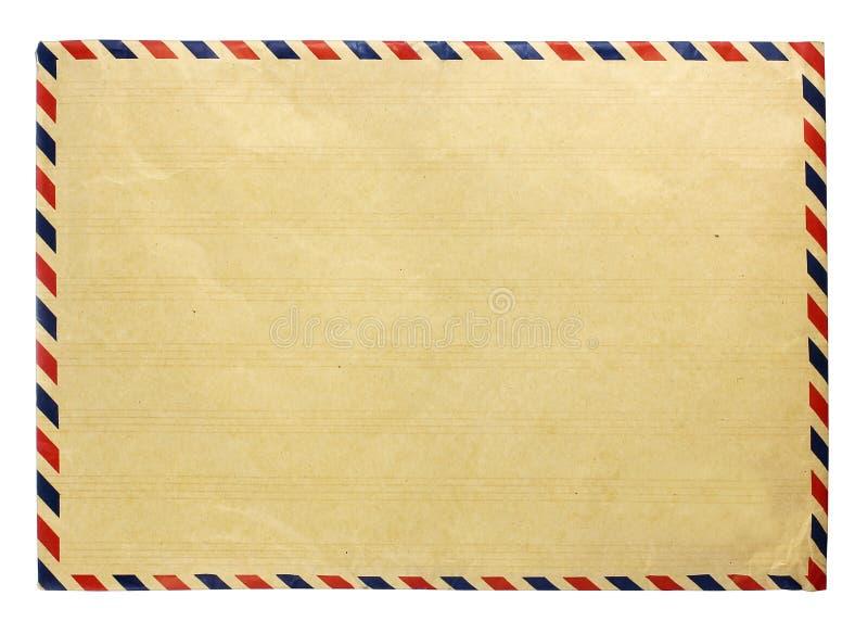 Brown envelope stock images