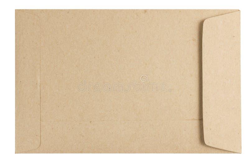 Brown Envelope royalty free stock images