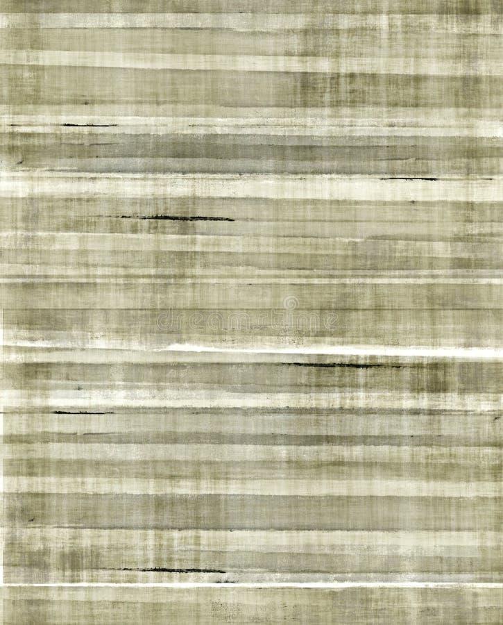 Brown et Art Painting abstrait beige images libres de droits