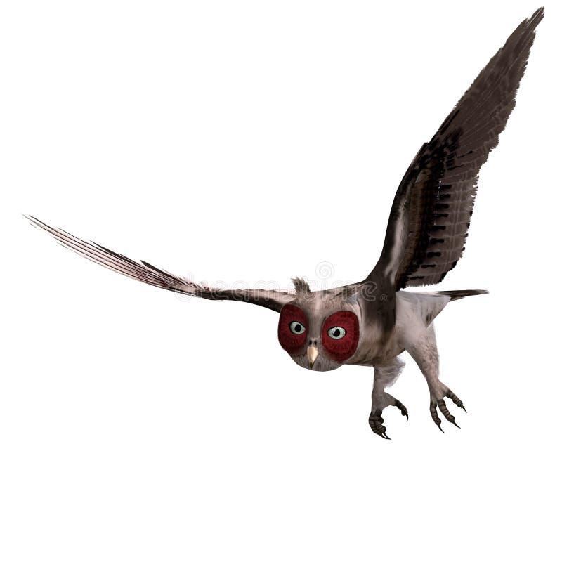 Free Brown Fantasy Owl Stock Photo - 15107620