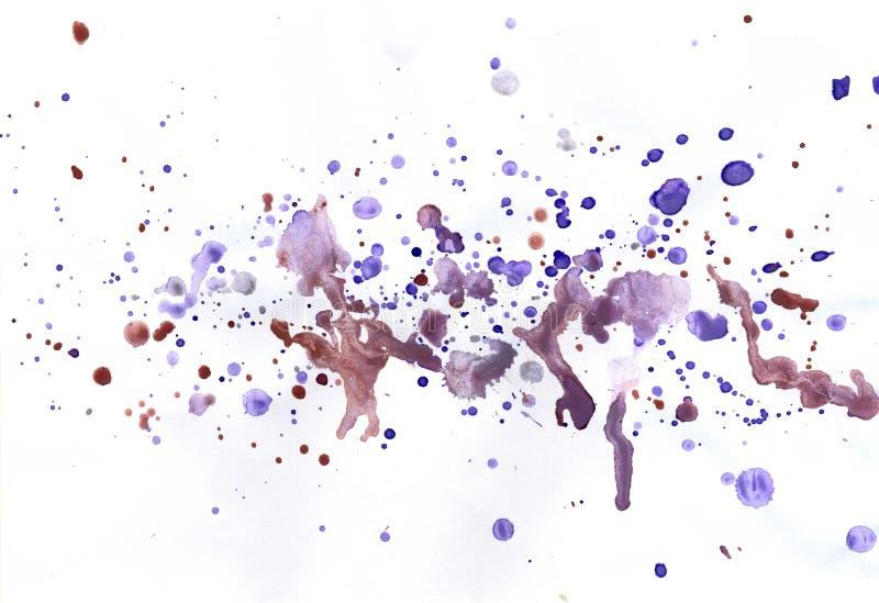 Brown-Farben-Hintergrund lizenzfreies stockfoto
