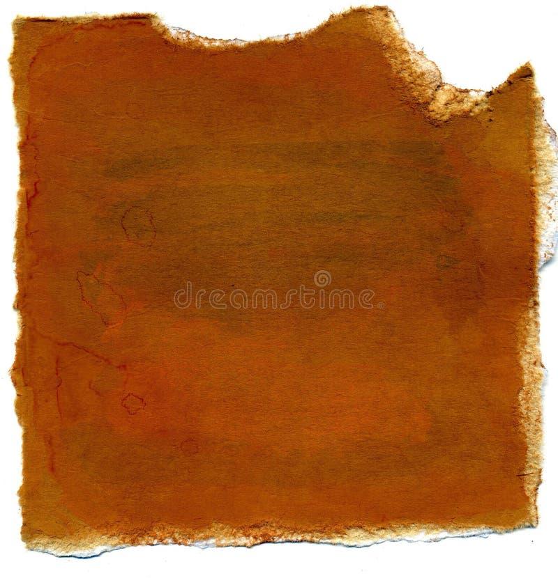 Brown farby tło ilustracja wektor