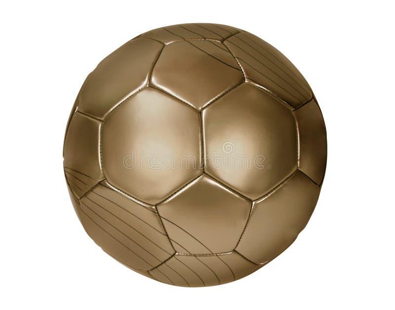 Brown-Fußball lizenzfreie stockfotografie