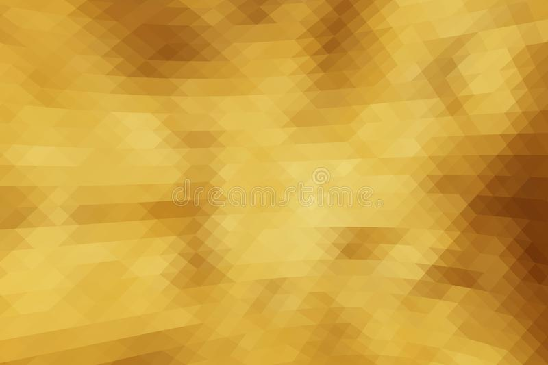 Brown geometric texture background royalty free stock photo