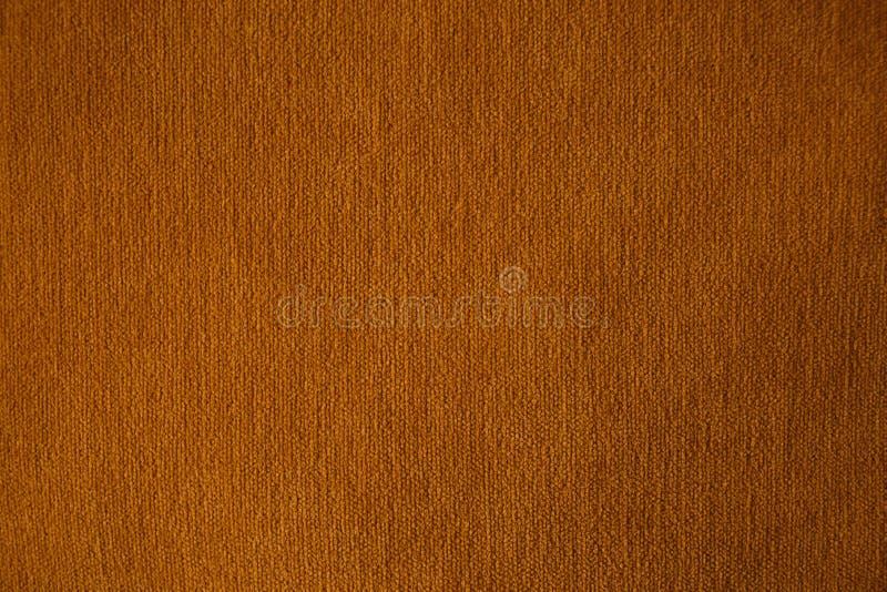 Brown-Gewebe, ausführliche Gewebeoberfläche mit Stapel lizenzfreies stockbild
