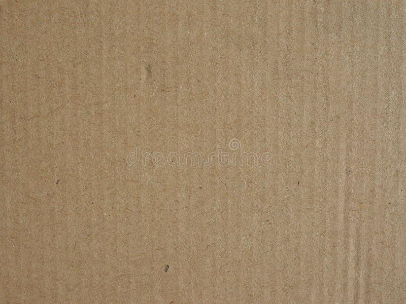 Download Brown Gofrował Kartonowego Tło Zdjęcie Stock - Obraz złożonej z colours, paczka: 53784176