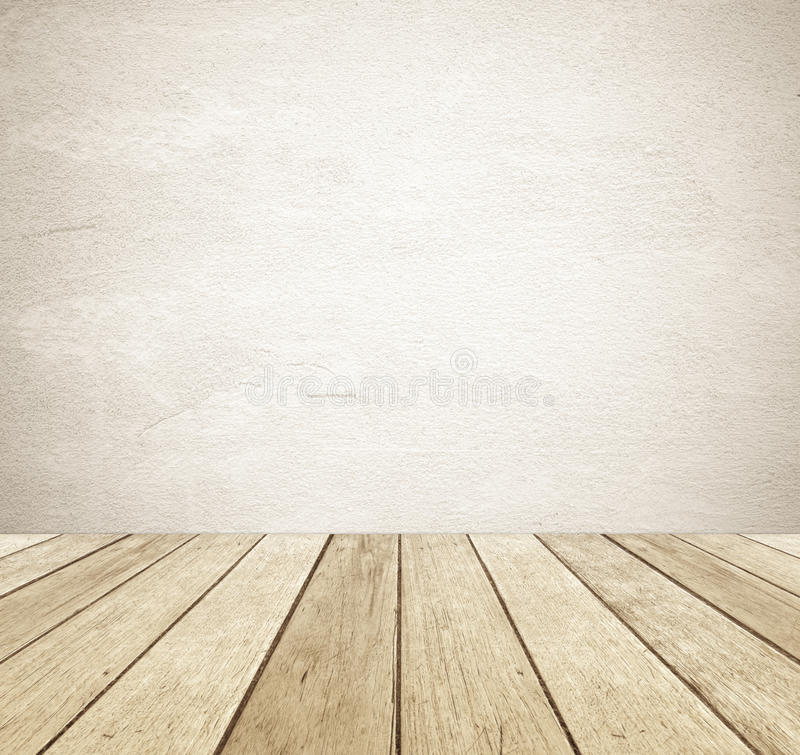 brown grunge cement wall and perspective vintage wood background stock photo image 57844121. Black Bedroom Furniture Sets. Home Design Ideas