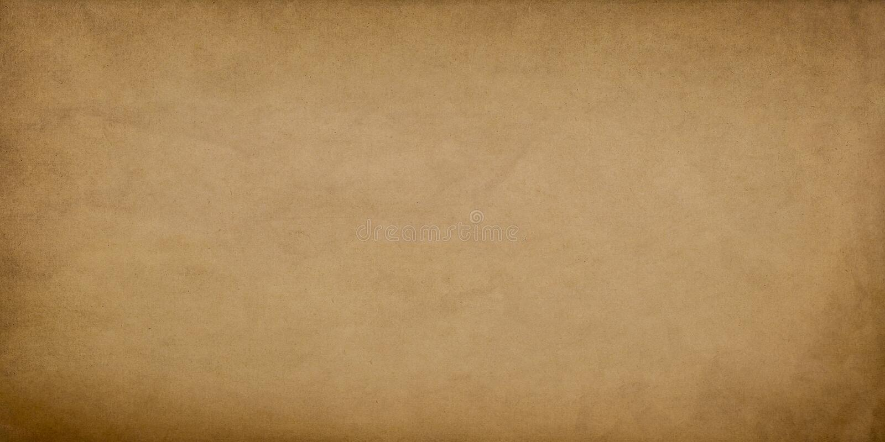 Brown grunge rocznika szeroki papier zdjęcie royalty free