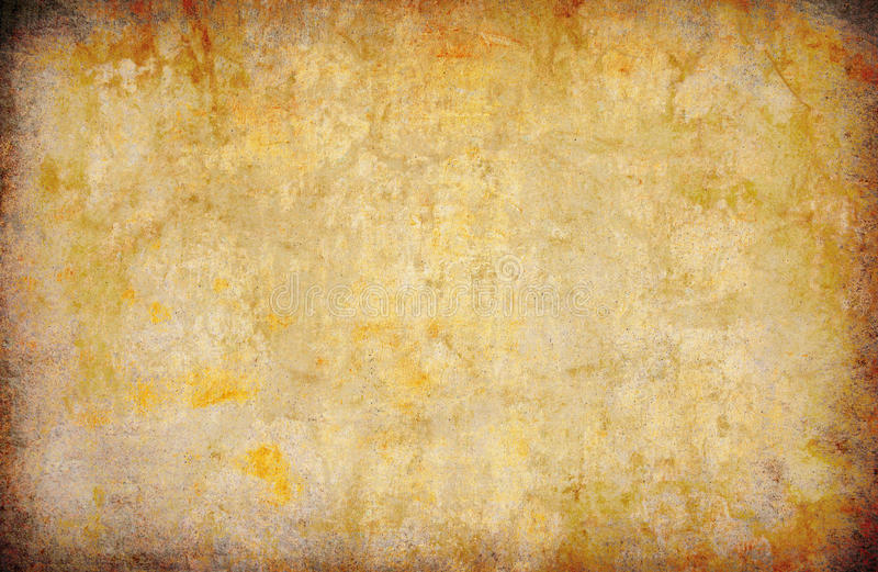 Brown grunge textured abstract background. For multiple uses royalty free stock image