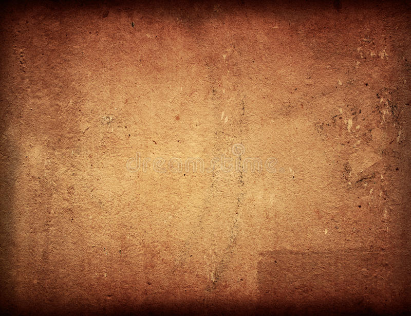 Download Brown grungy wal stock image. Image of background, corroded - 16790895