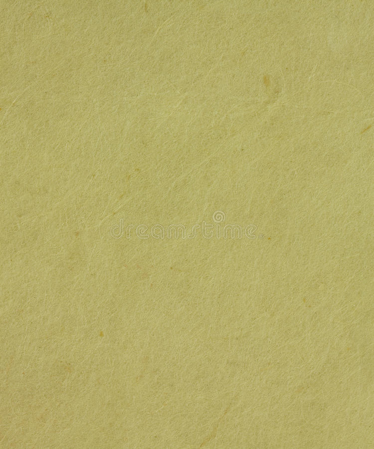 Brown Handmade Paper stock photography