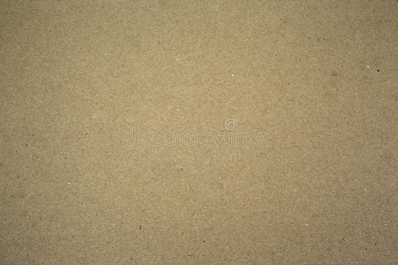 Brown karton, papierowy tekstury tło zdjęcia stock