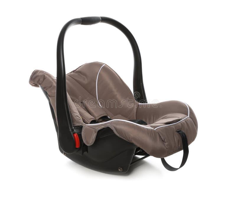 Brown-Kindersitz stockfoto