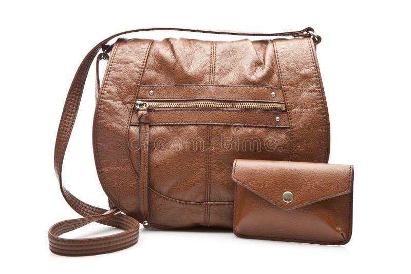 Download Female handbag and wallet stock photo. Image of crocodile - 29896406