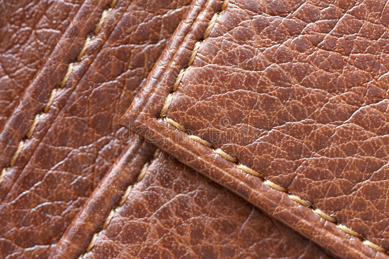 Download Brown leather texture stock image. Image of material - 23264827
