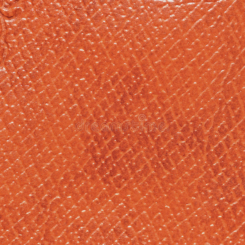 Brown leather texture. Brown leather for background or texture stock photos