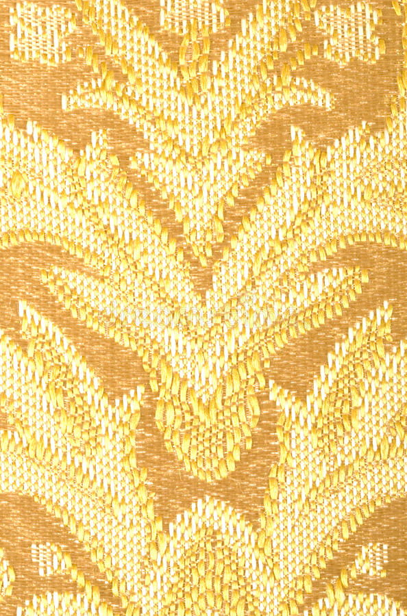 Download Golden Brown Linen Cloth Close Up Stock Image - Image: 14192285