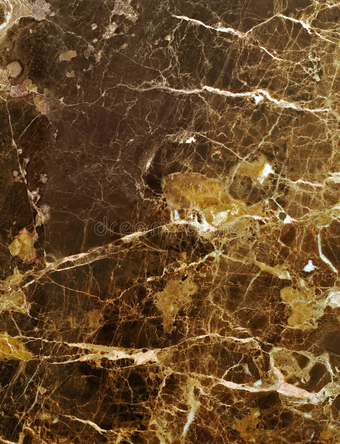 Brown marble texture background royalty free stock photography