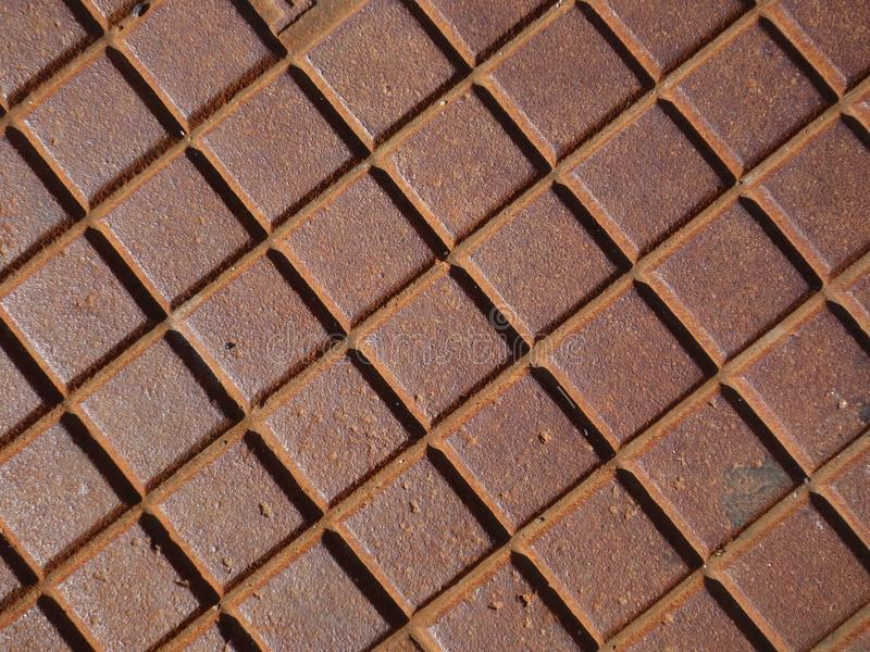 Brown, Material, Brick, Wood Stain royalty free stock photo