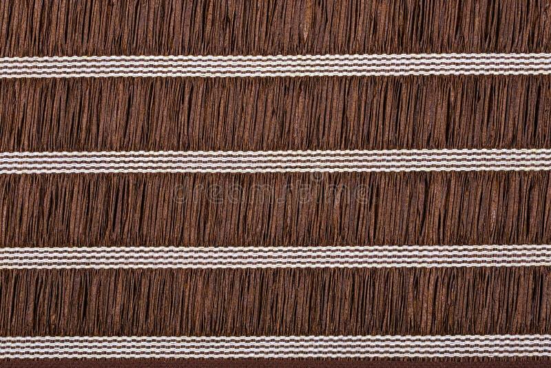 Brown-Material mit Linien, ein Hintergrund lizenzfreies stockbild