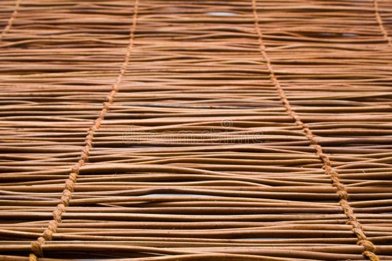 Brown-Matte von den Zweigen stockbilder