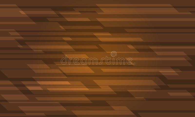 Brown Modern Abstract geometric Background Vector Illustration vector illustration