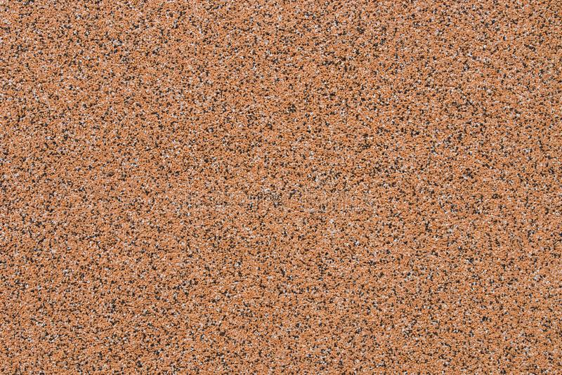 Brown-Mosaikgips-Hintergrundbeschaffenheit stockfotografie