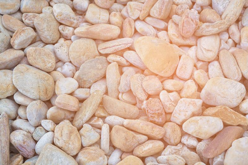 Brown natural sea rock background royalty free stock images