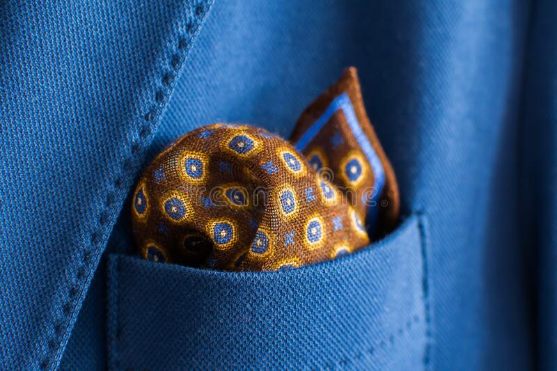 Brown Neckerchief Free Public Domain Cc0 Image
