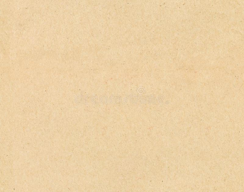 Brown old vintage paper seamless texture background stock image