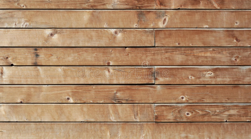 Brown old wood or wooden vintage plank floor or wall surface background decorative pattern. A minimal tabletop simple cover. Brown old wood or wooden vintage stock photography