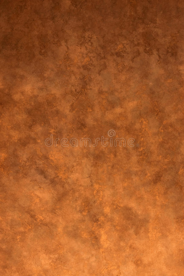 Brown Painted Canvas Background stock images