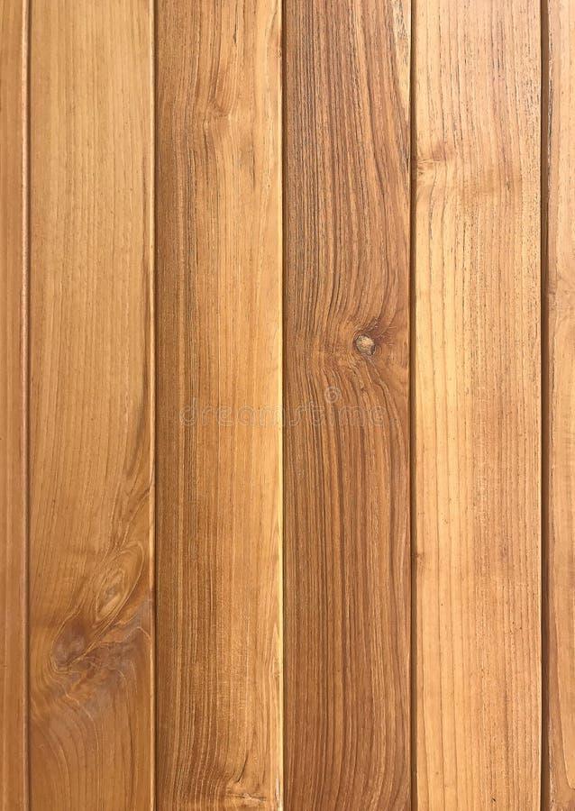 Brown panelu drewniany tło obrazy royalty free
