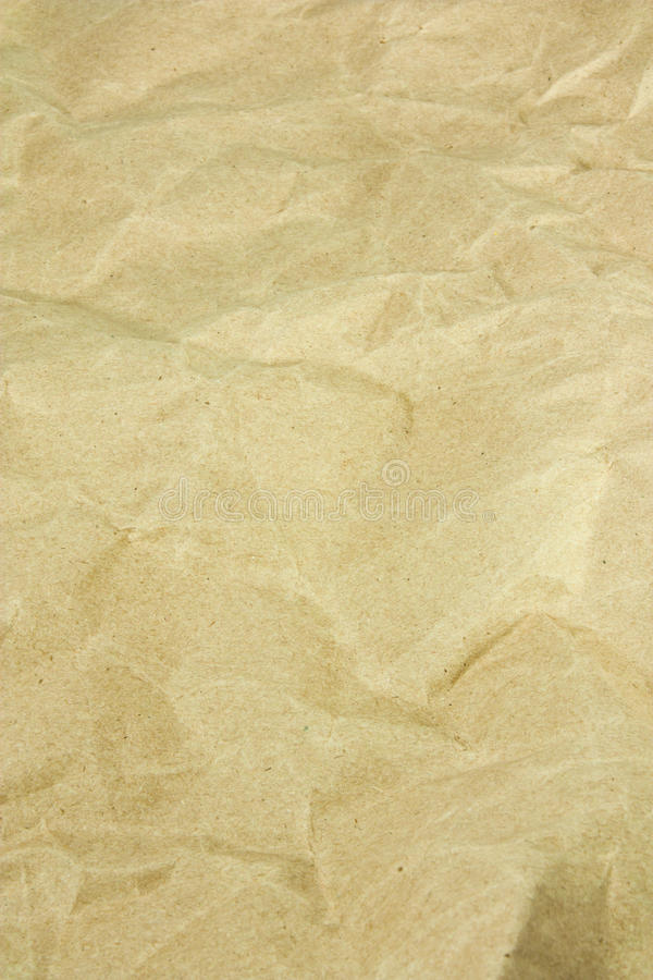 Download Brown paper. stock image. Image of color, packing, crease - 20998173